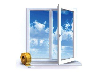 Langų ir durų angų matavimas