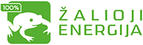 TIKS langai - žalioji energija